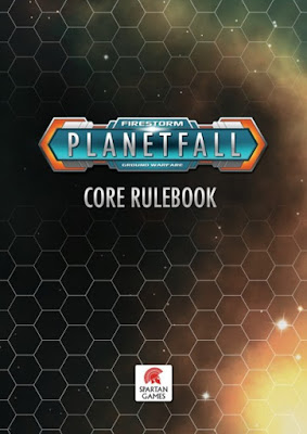 Planetfall Rulebook