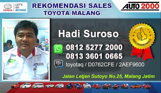 Toyota Malang