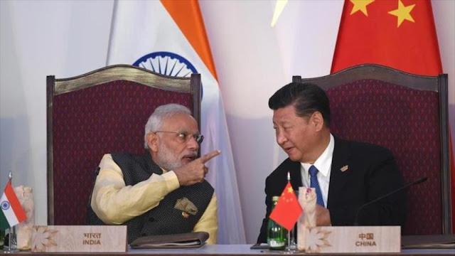 China advierte a La India de que si juega con fuego se quemará