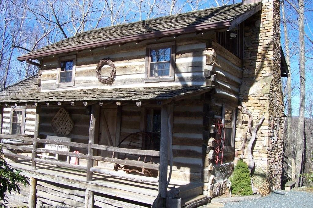 Billy bob s travels log cabin why not