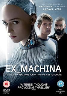 Ex Machina (2015) พิศวาสจักรกลอันตราย