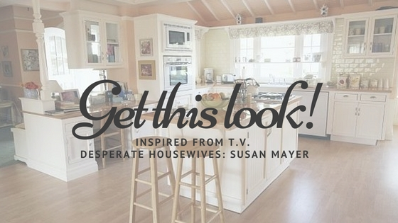Be inspired of Susan Mayer's Home Interiors