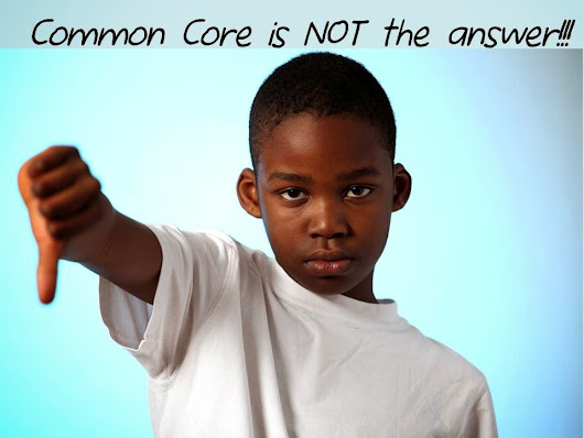 Common Core Backlash: Is It Just About Testing?