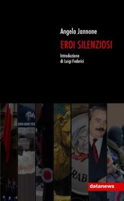 Copertina del libro Eroi silenziosi di Angelo Jannone