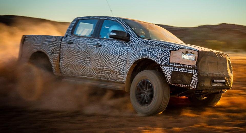 Ford Ranger Raptor To Have Twin Turbo 2 0 Liter Diesel