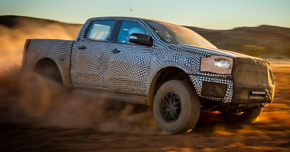 ford ranger raptor   twin turbo  liter diesel