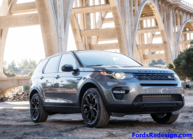 2017 Land Rover Discovery Sport HSE Lux Review and Price