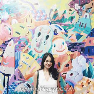 Foto Enzy Storia Pemeran Shinta di Ceritanya C'Edoh MNCTV