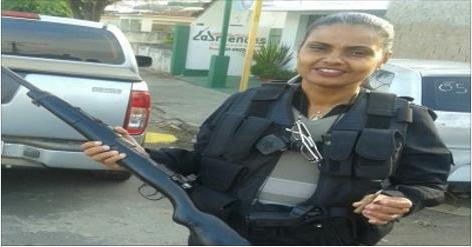 Mulher no poder: A Tenente-coronel que vem colocando ordem em Palmeira dos Índios