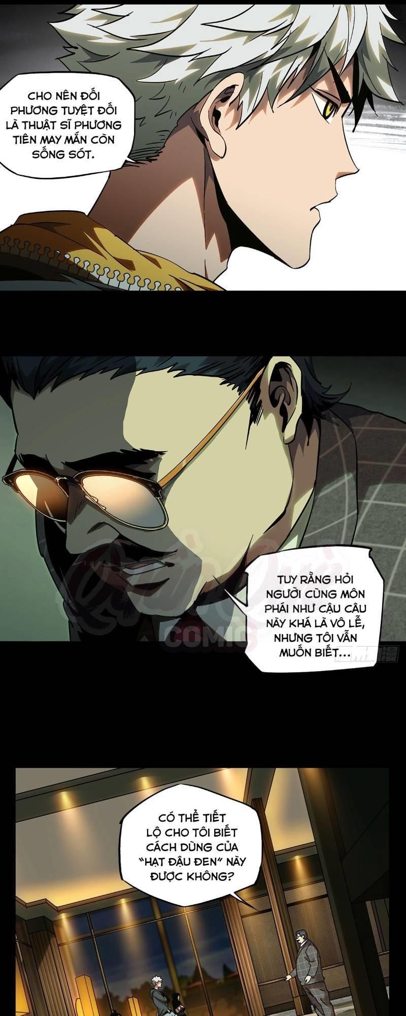 Đại Tượng Vô Hình chap 54 - Trang 23