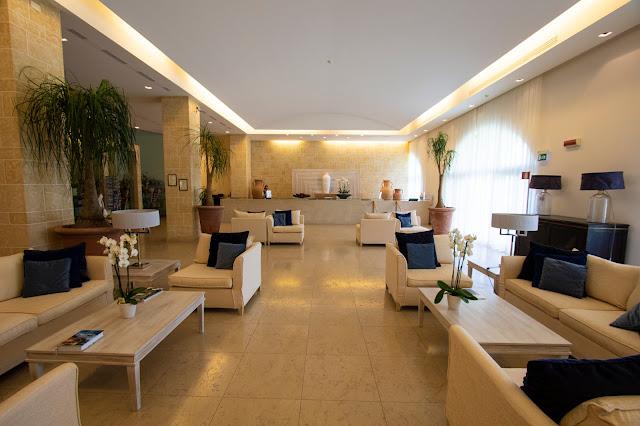 Reception-Vivosa Apulia resort