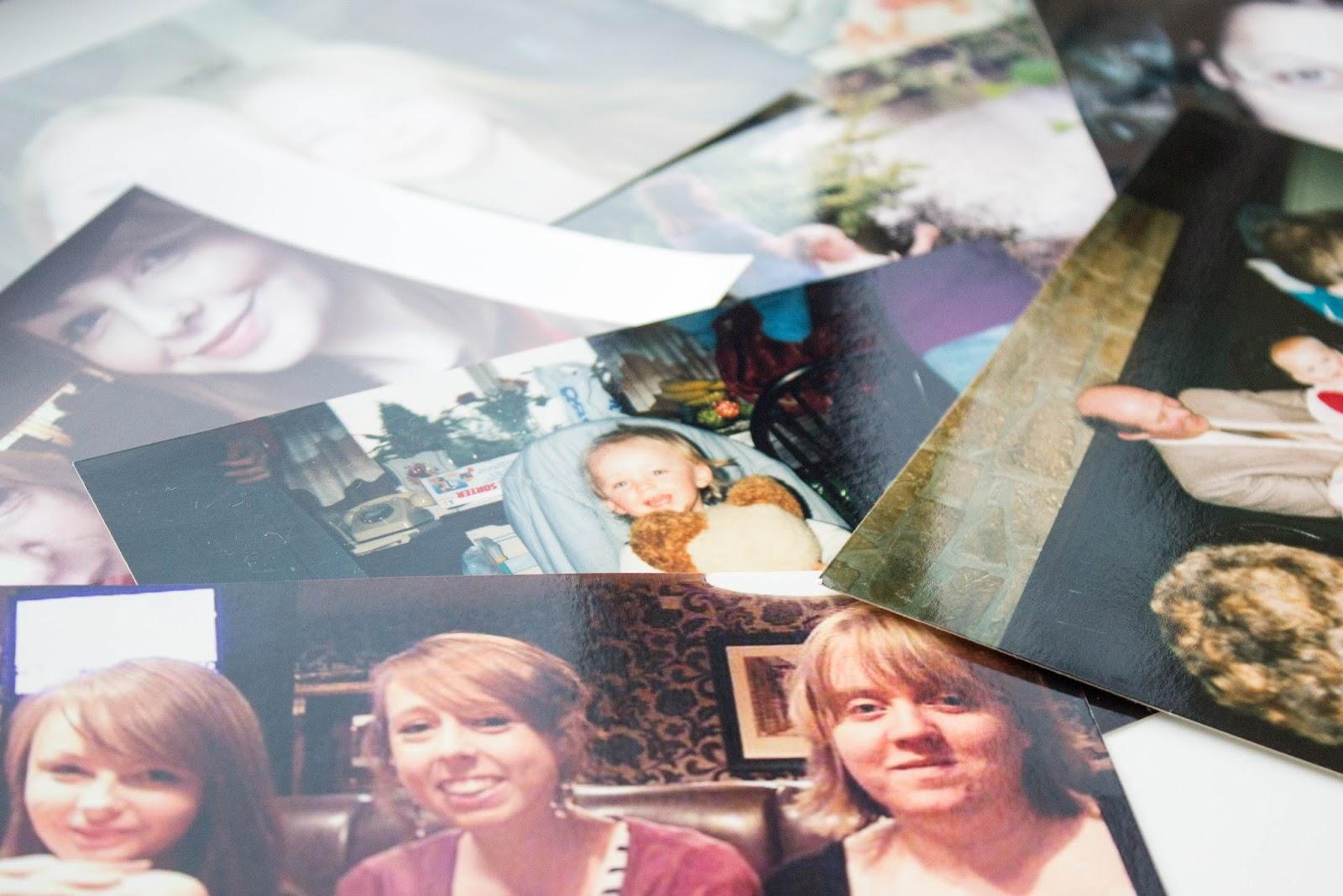 Photo collage, Old photos, traditional photos, Katie Writes,