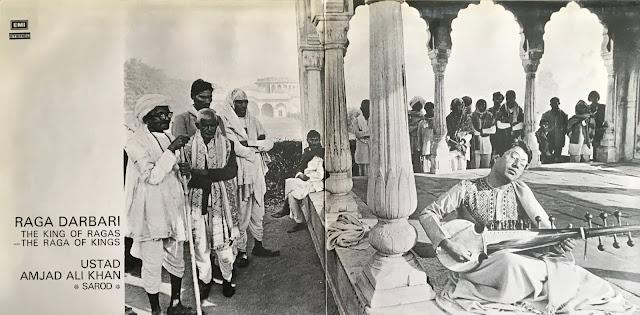 Hindustani Raga Indian music musique indienne sarod tabla