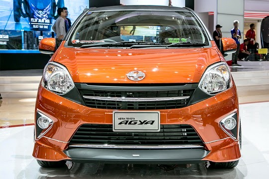 Toyota Yaris Trd 2017 Indonesia All New 2016 Eksterior Agya Tipe E, G, S Manual Matic Baru ...
