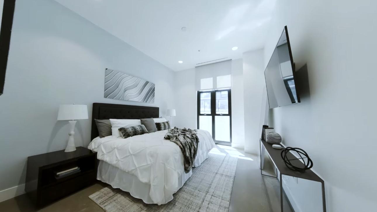 Luxury Condo Interior Design Tour vs. 900 W Washington Blvd #302 Chicago, IL