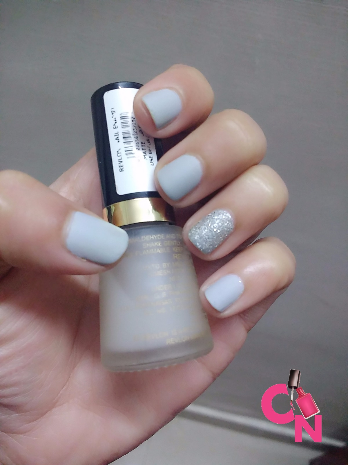Of All The Matte Top Coats That I Have Tried This One Is Most Affordable With Good Quantity Bought It Along 3 Other Nail Polishes
