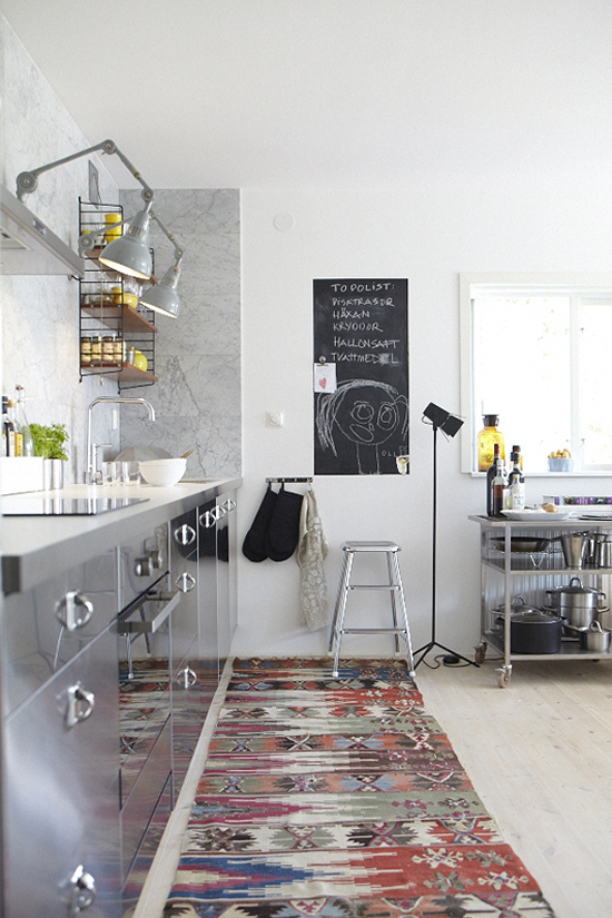 kitchen lamp commercial equipment for sale swing arm wall lamps in the my paradissi pj70 by orsjo belysning of louise liljencrantz photo sanna lindberg
