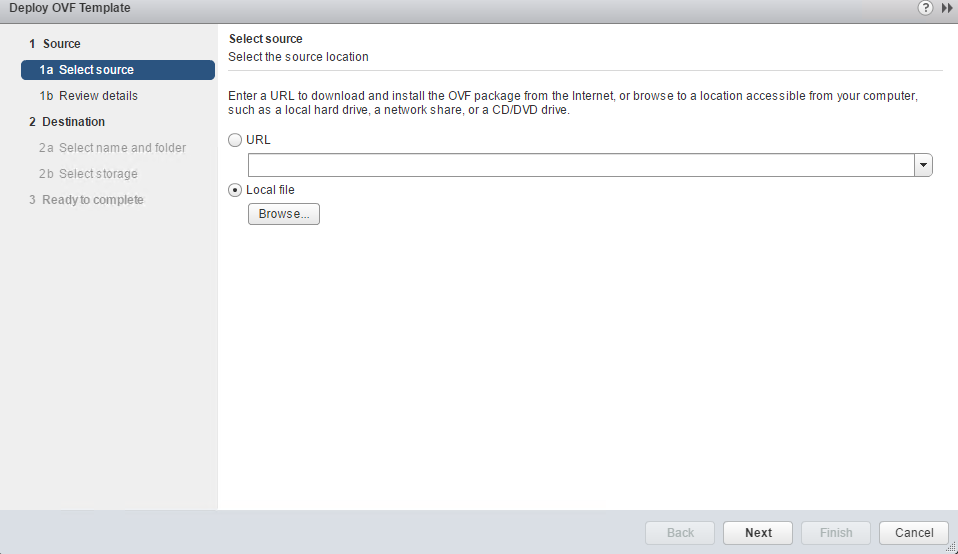 Part 1: Deploying And Configuring vSphere Replication 6.x ...