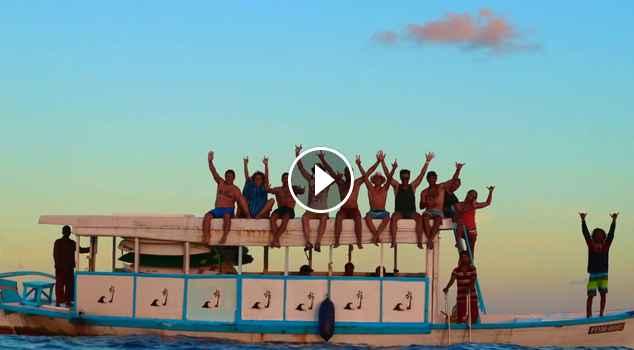 IÑIGO ALONSO SURF MALDIVAS 2018