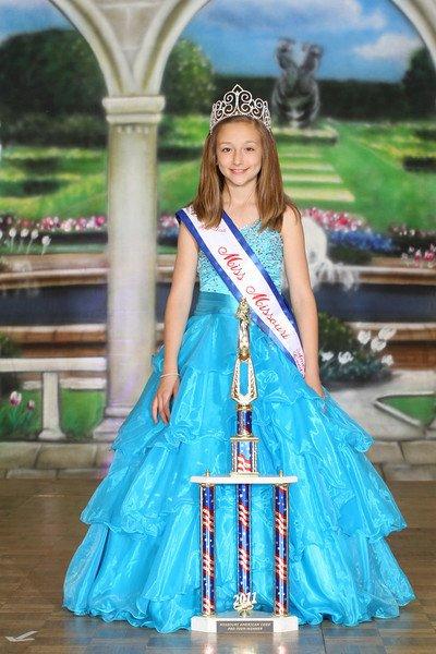 Miss Missouri Coed Pageants