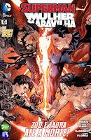 Os Novos 52! Superman & Mulher Maravilha #6