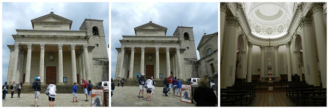Basilica del Santo em San Marino