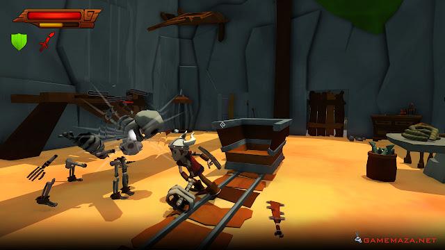 Cornerstone The Song of Tyrim Gameplay Screenshot 5