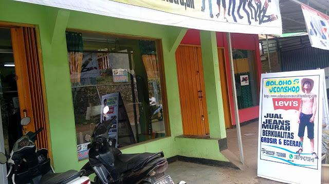 tempat Grosir Celana Jeans Branded Murah