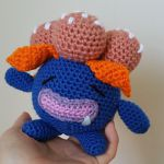 http://www.ravelry.com/patterns/library/pokemon-gloom-amigurumi