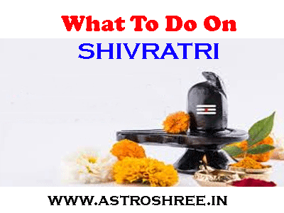 what to do for success on shivratri