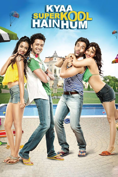Poster of Kyaa Super Kool Hain Hum (2012) Full Movie Hindi 720p HDRip ESubs Download