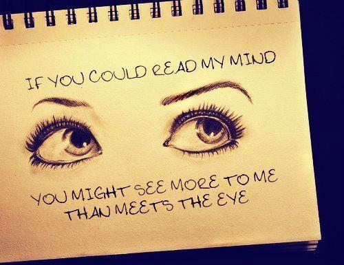 Diari Motivasi Si Kelip-kelip: Eye Quotes