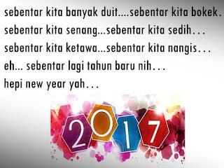 Kartu Ucapan Tahun Baru 2017