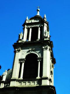 Torre Direita da Catedral Metropolitana de Porto Alegre