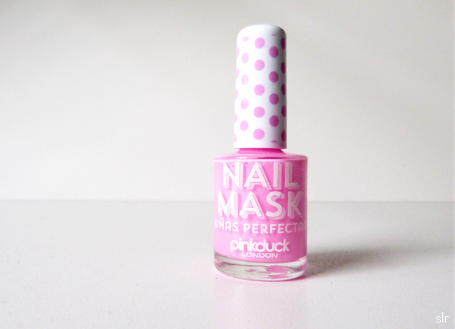 Pink Duck Nail Mask