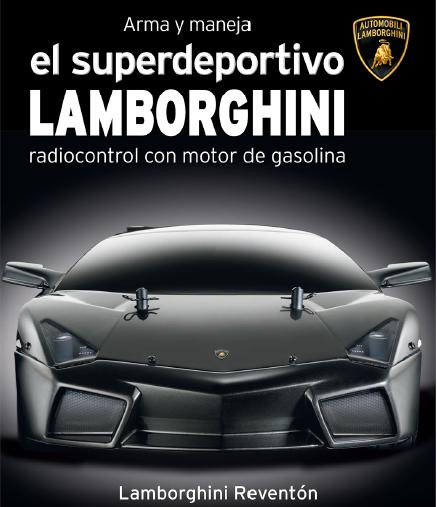 Colecciones Argentinas Arma Y Maneja El Superdeportivo Lamborghini