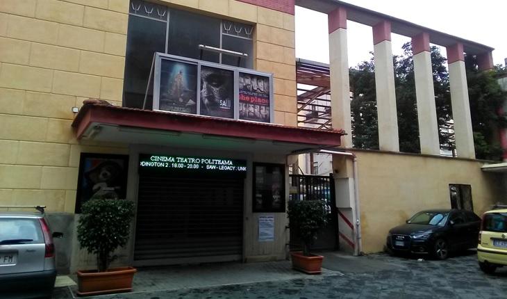 Al cinema Politeama di Torre Annunziata i film migliori di CortoDino