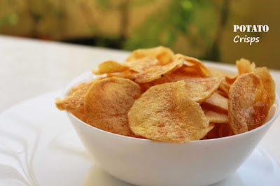 perfect potato chips chips snacks potato recipes crisp homemade potato chips snacks wafers potato sloces