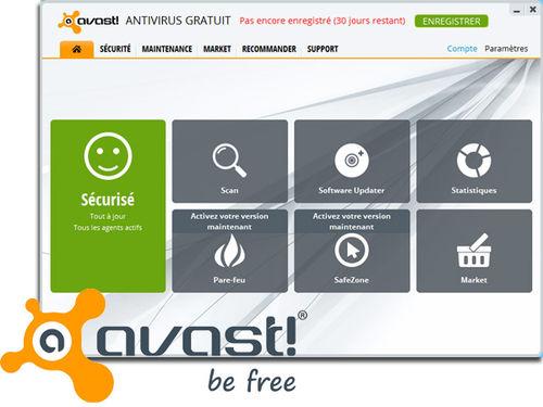 تحميل برنامج antivirus مجانا