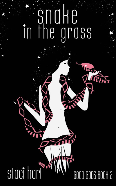 COVER REVEAL!!! Snake in the Grass by Staci Hart