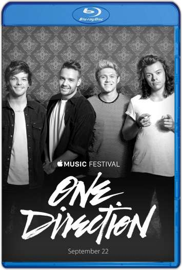 One Direction - Apple Music Festival London (2015) HD 1080p