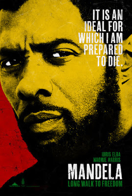 Mandela: Long Walk to Freedom Poster