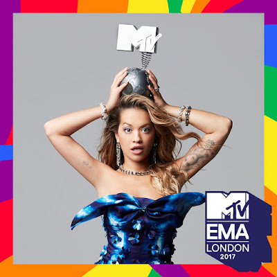 MTV EMA London 2017 Custom BD NTSC VO