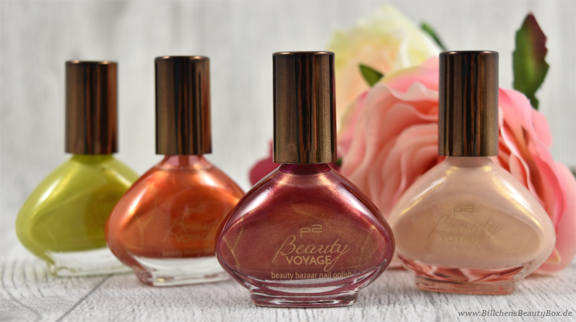 p2 cosmetics - Beauty VOYAGE Limited Edition - beauty bazaar nail polish