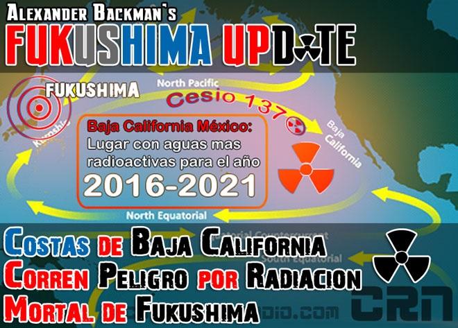 detailed look f0534 74cd7 Fukushima  El Cesio 137 ya llegó a San Diego, California.