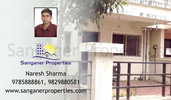 Residential House For Sale in Muhana Mandi Road, Sanganer