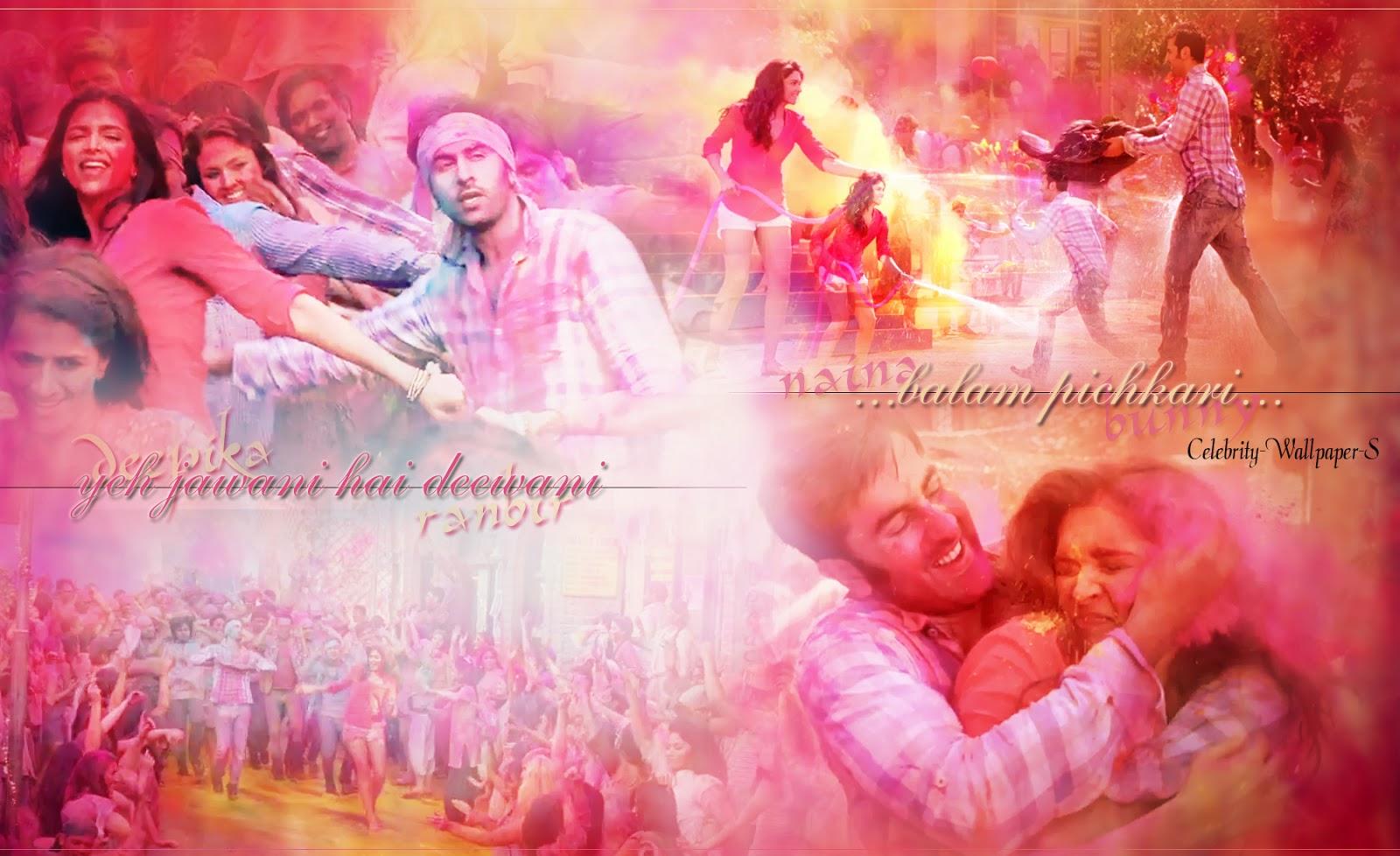 Ranbir Kapoor Deepika Padukone Wallpaper HQ YJHD Yeh ...