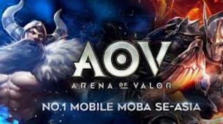 Cara Mudah dan Cepat untuk Farming di AOV / Arena Of Valor