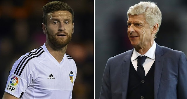 Shkodran Mustafi to Arsenal for 50 million euros?