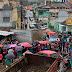Caminhão de mudanças desgovernado provoca acidente em Taquaritinga do Norte, PE
